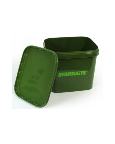 Wiadro Starbaits Square Bucket 8L