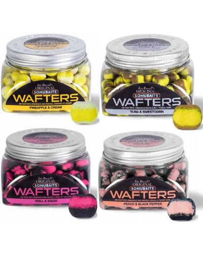 """Sonubaits Ian Russell""""s Wafters 12&15mm"""