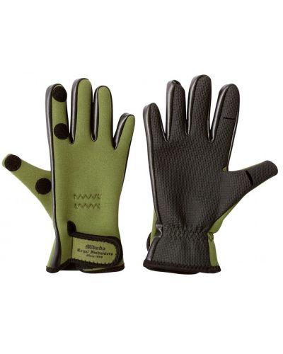 Rękawice Mikado Neoprenowe Zielone