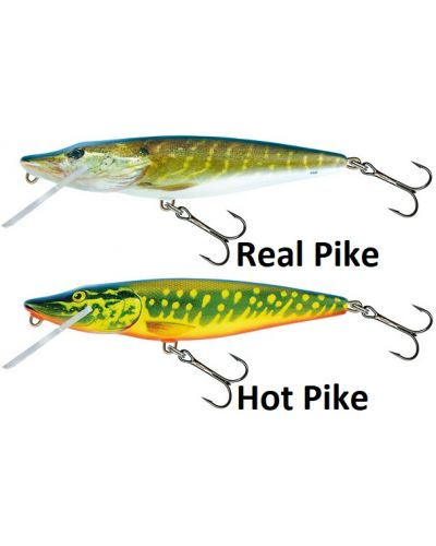 Wobler Salmo Pike Floating