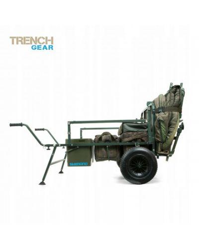 Wózek Transportowy Shimano Tribal Trench 2 koła