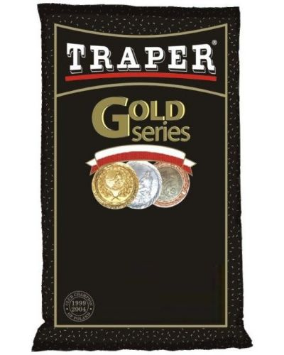 Zanęta Traper Gold 1kg Champion Żółta